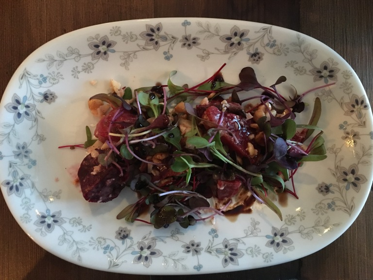 LOCAL: Farm to Table at Tillie's Millburn