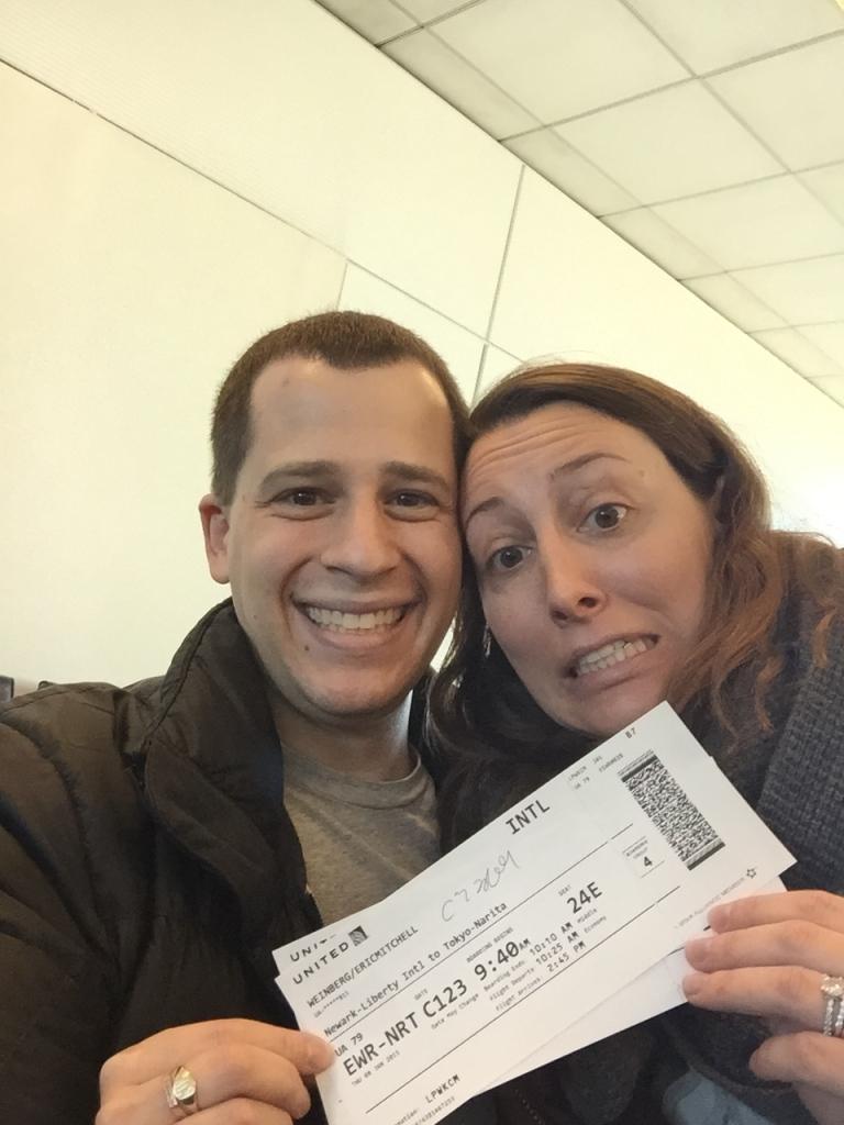 Airport Selfie