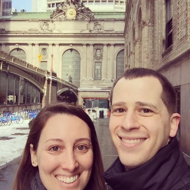 Grand Central Selfie