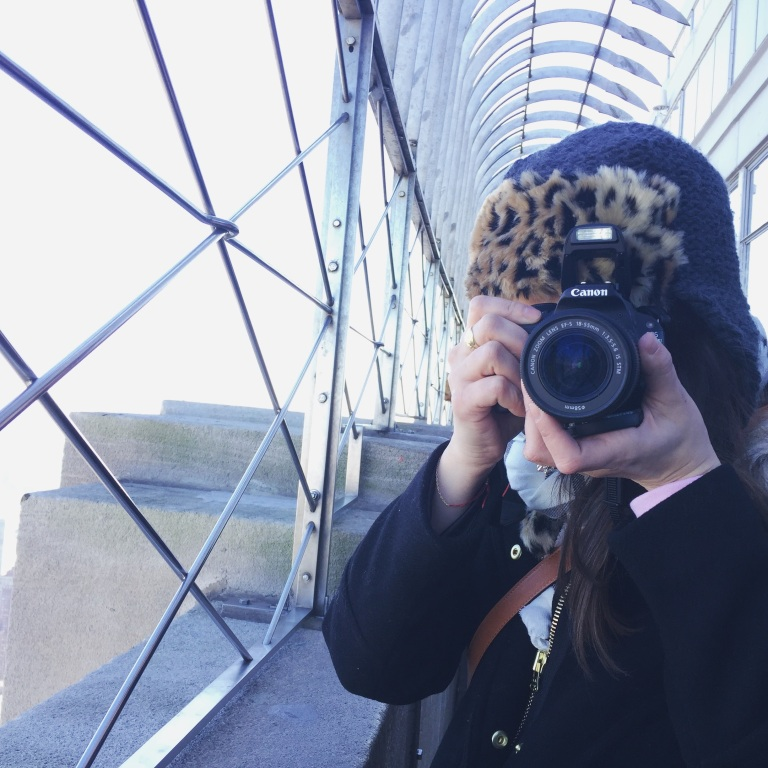 TRAVEL: Tourist For a Day in New York City
