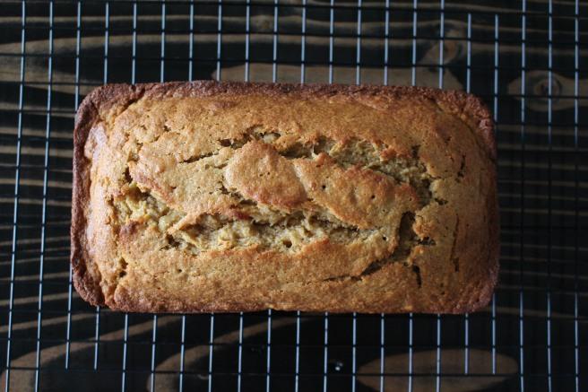 BAKE ME: Whole Wheat Banana Bread