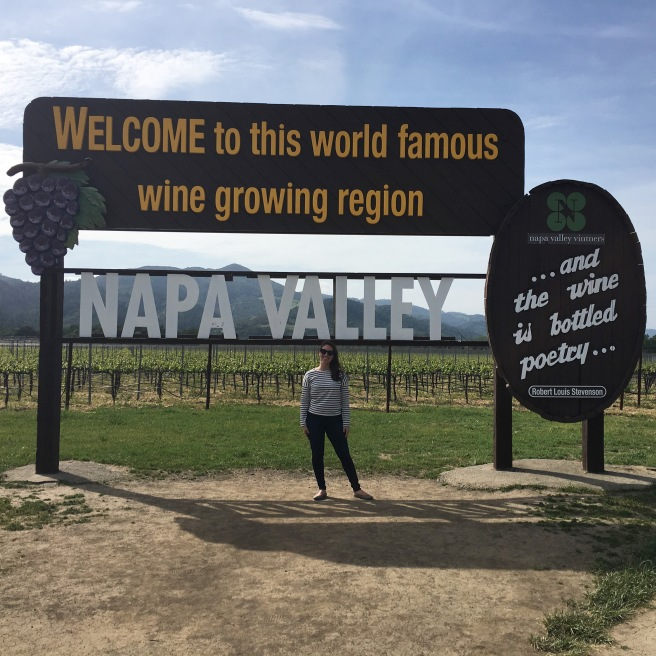 TRAVEL: Wine Tasting in Napa