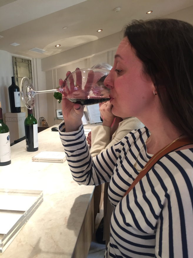 TRAVEL: Drinking My Way Through Napa