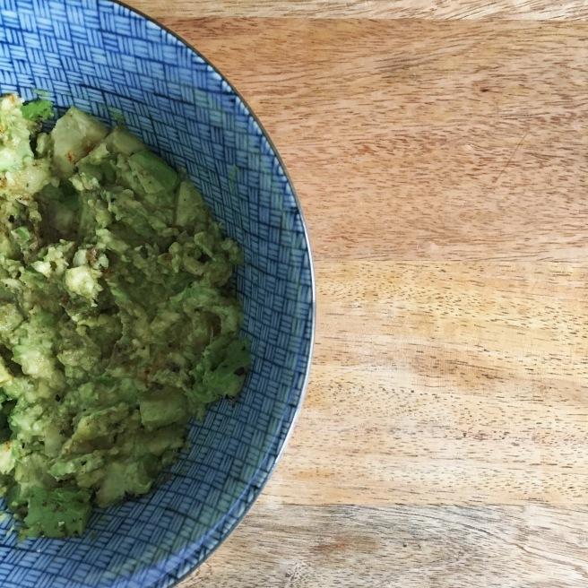 CELEBRATE: Easy Guacamole for Cinco De Mayo