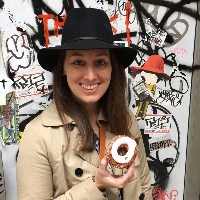 TRAVEL: A Cronut and Springtime in Brooklyn